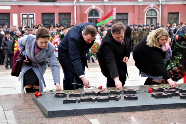 Праздничные мероприятия, приуроченные ко Дню защитников Отечества (февраль, 2020)
