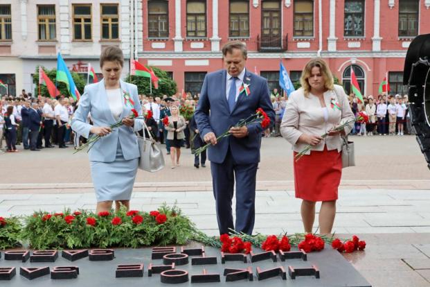 День Независимости Республики Беларусь (июль, 2021)